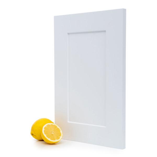 Syringa Valkoinen keittiön kaapin kehysovi